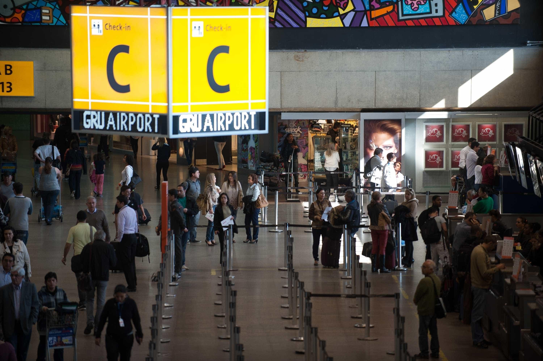 Aeroportos de Curitiba, Manaus e Goiânia serão próximo alvo de leilão