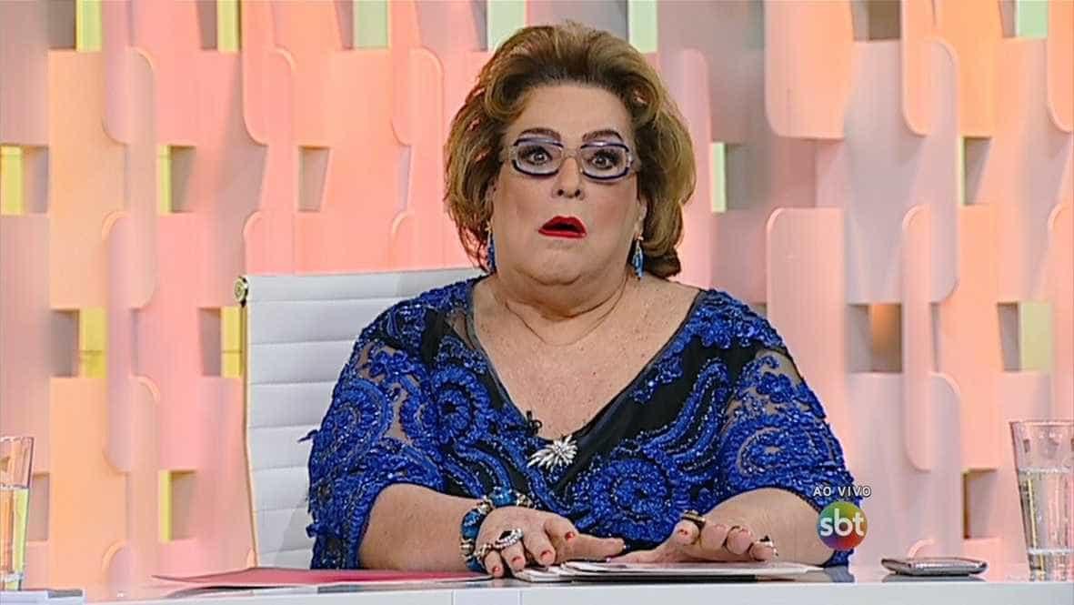 Mamma Bruschetta é internada em São Paulo para tratar infecção