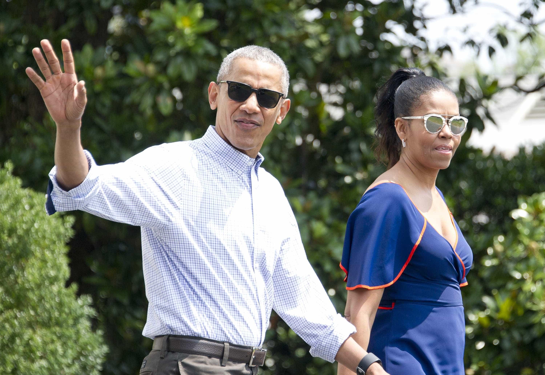 Barack Obama e Michelle fecham contrato com a Netflix