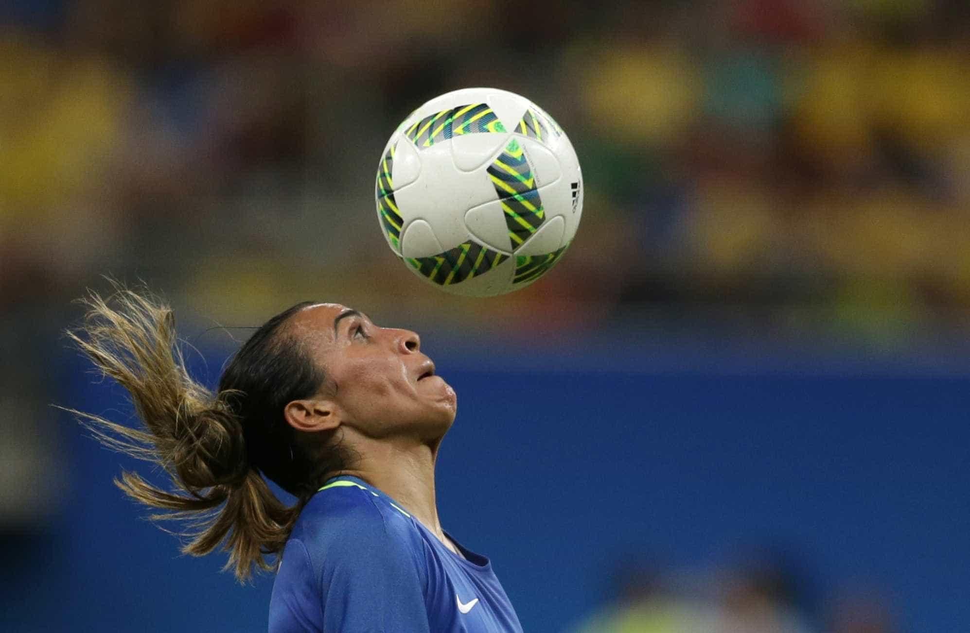 Vadão convoca Marta e veteranas para a Copa do Mundo Feminina