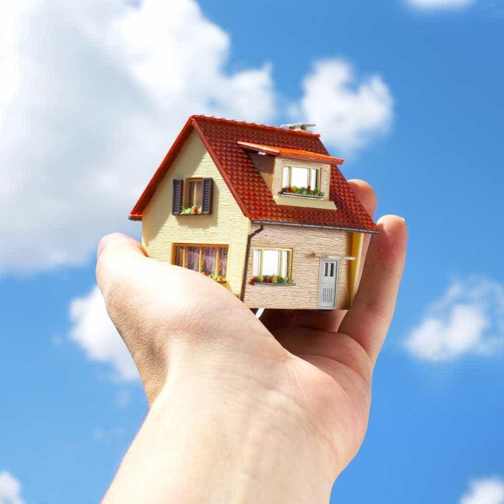 Cresce crédito para financiar casa própria mas juros não caem