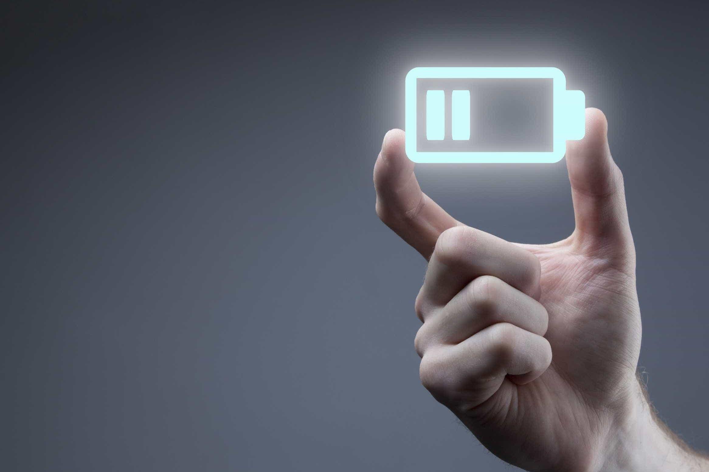 Pesquisadores criam app para poupar bateria