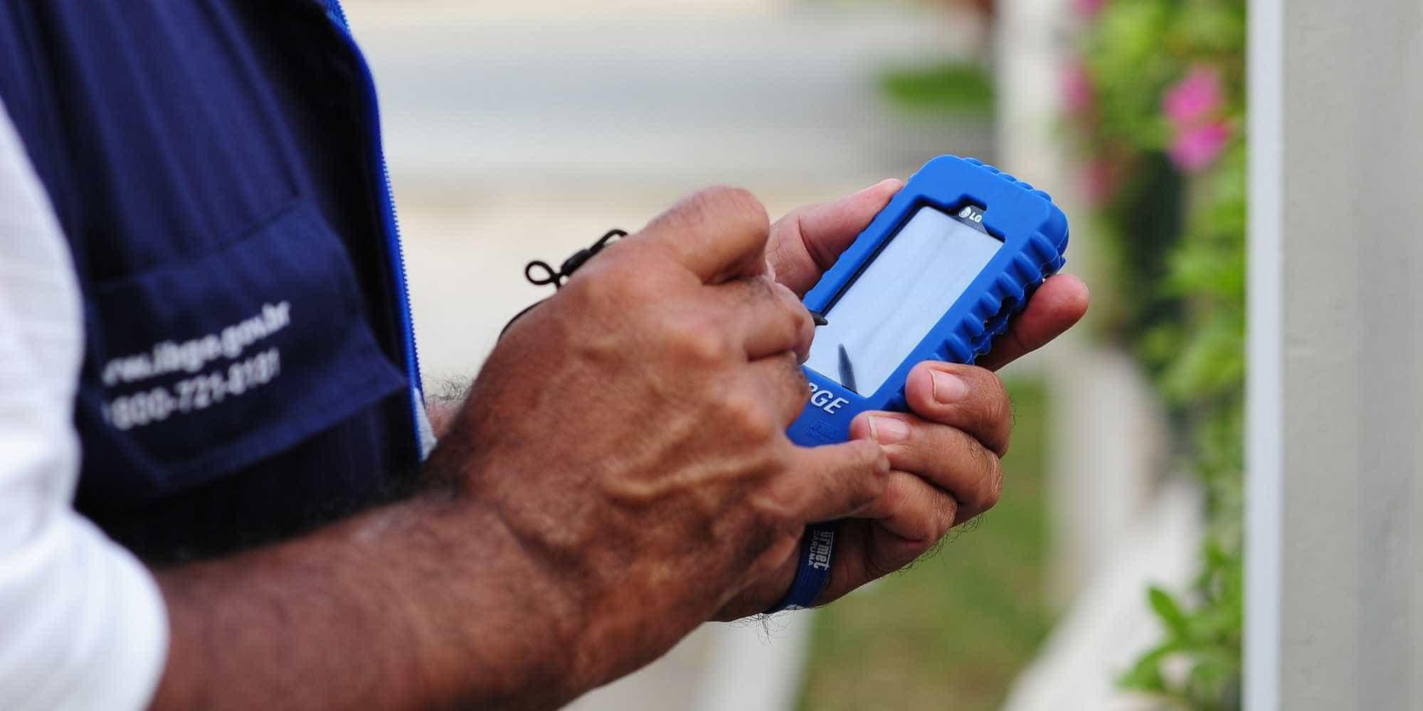 IBGE retoma testes piloto do Censo Demográfico de 2020