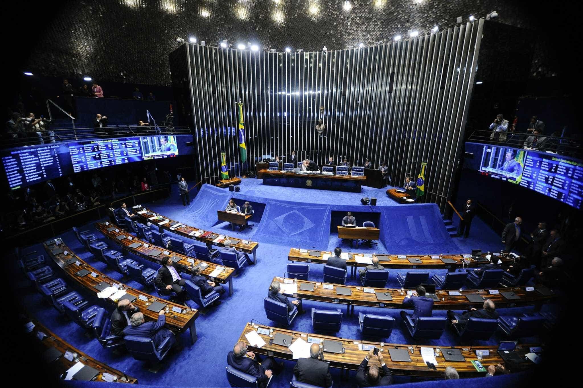 Começa a sessão final do impeachment