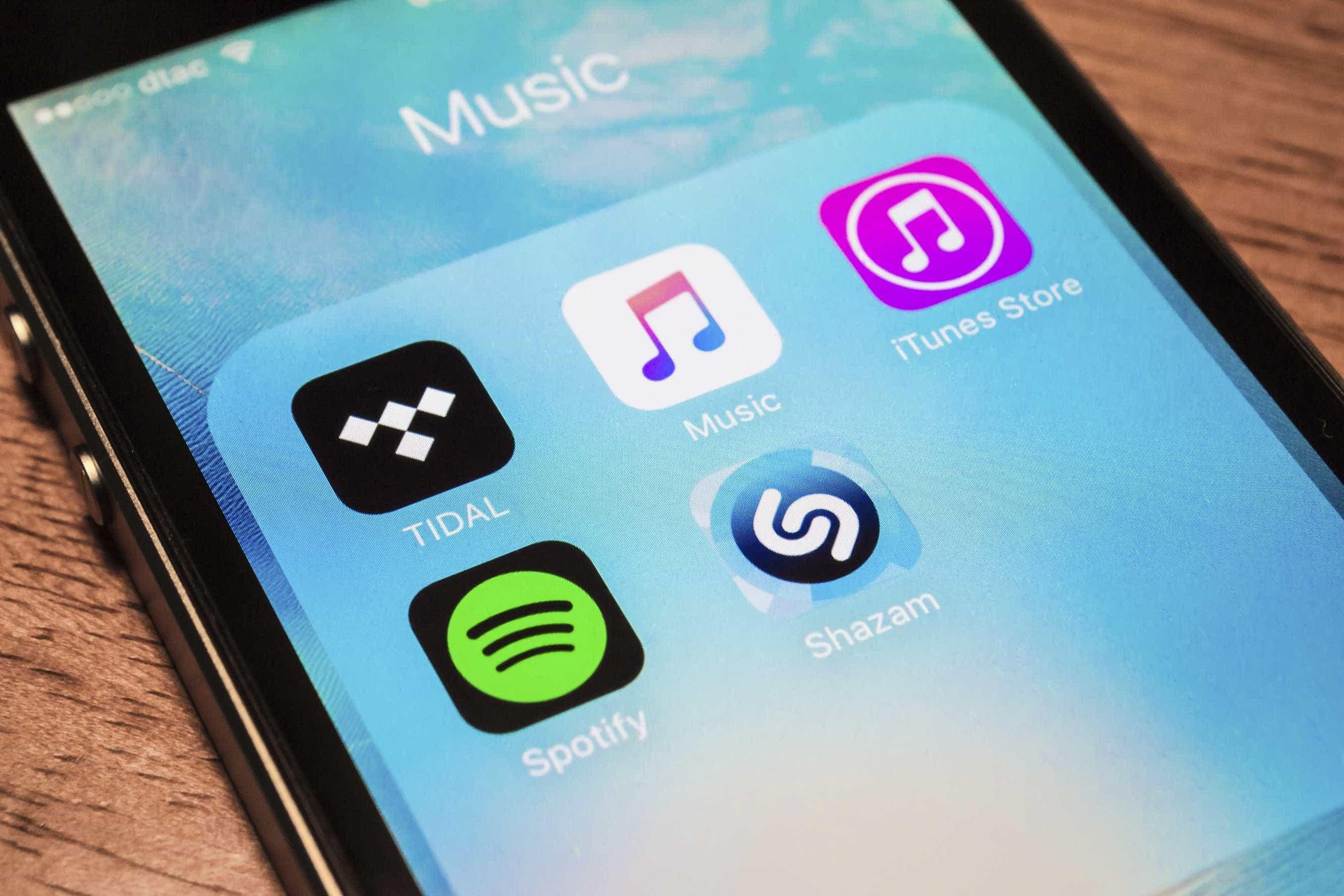 Streaming impulsionou receitas da indústria fonográfica em 2018