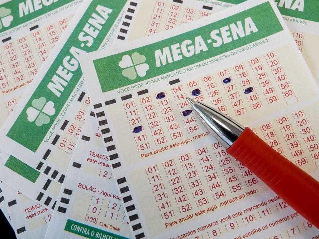 Mega-Sena acumula e pode pagar R$ 40 milhões no próximo sorteio