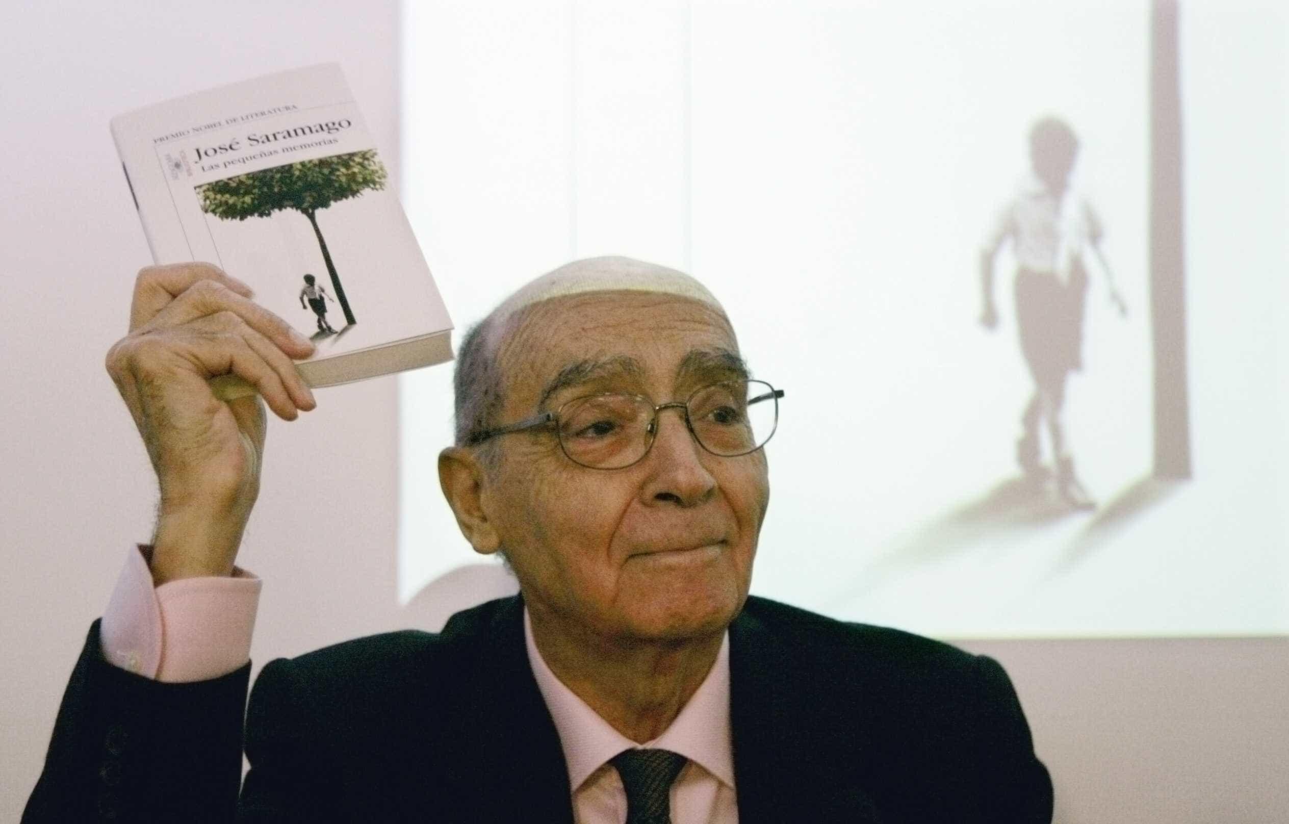 Diário inédito de José Saramago deve sair em outubro