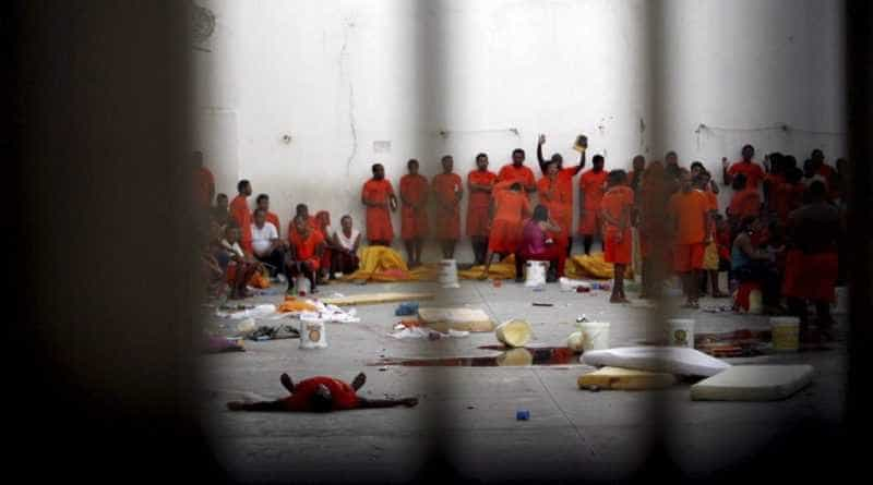 Oito líderes do massacre em  Roraima têm 28 condenações definitivas