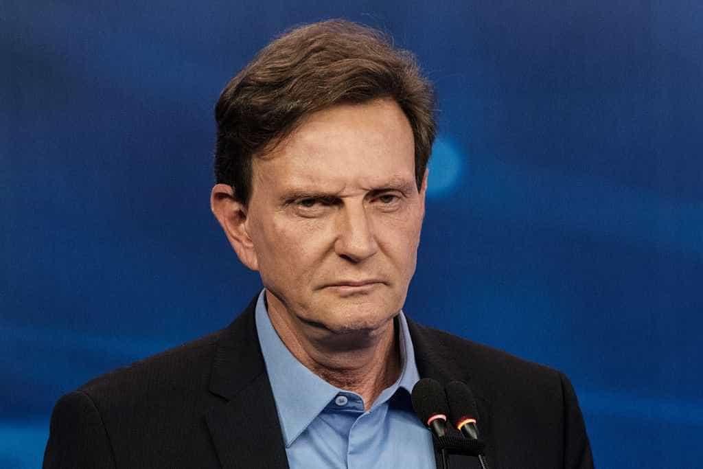 Câmara do Rio discute impeachment de Crivella nesta quinta-feira
