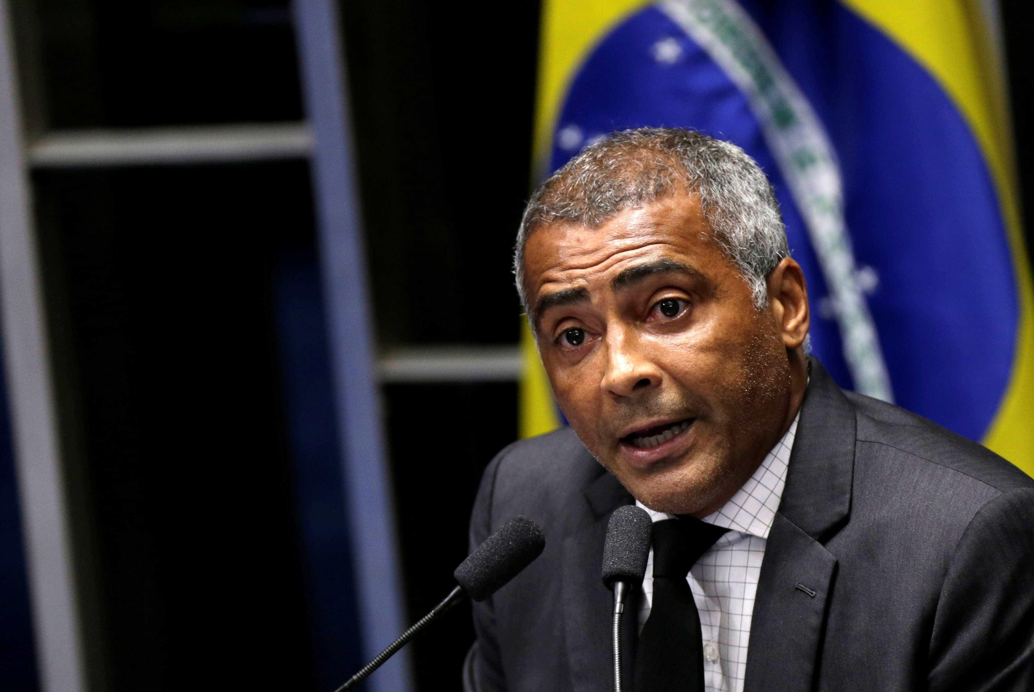 Bens de Romário vão a leilão, diz jornal