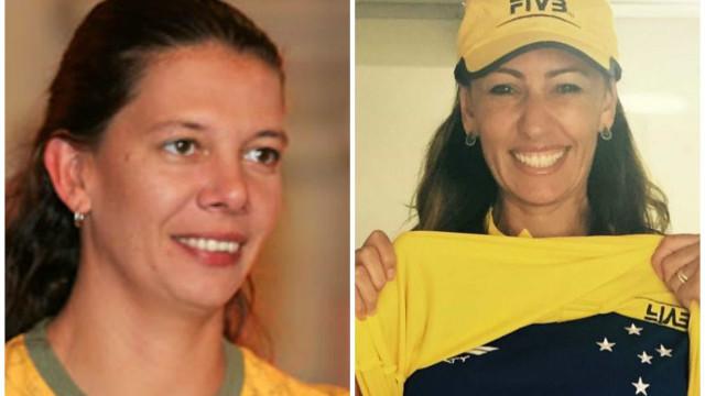 de697f5e200b7 Ex-colegas de vôlei, Ana Paula e Ana Moser trocam farpas sobre política