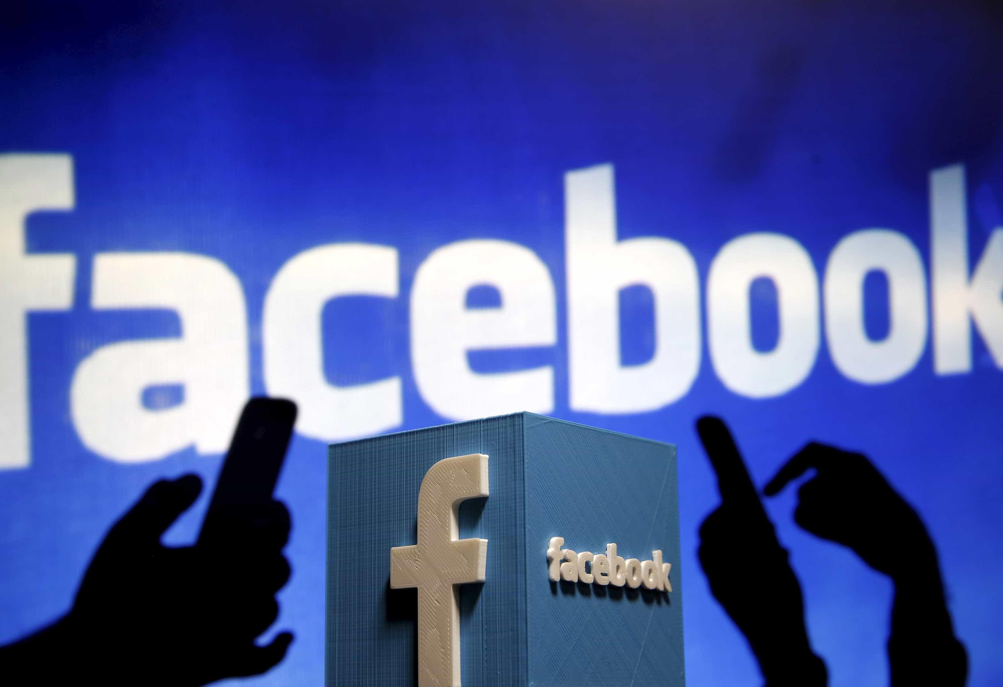 Facebook tem queda após anúncio de uso indevido de dados
