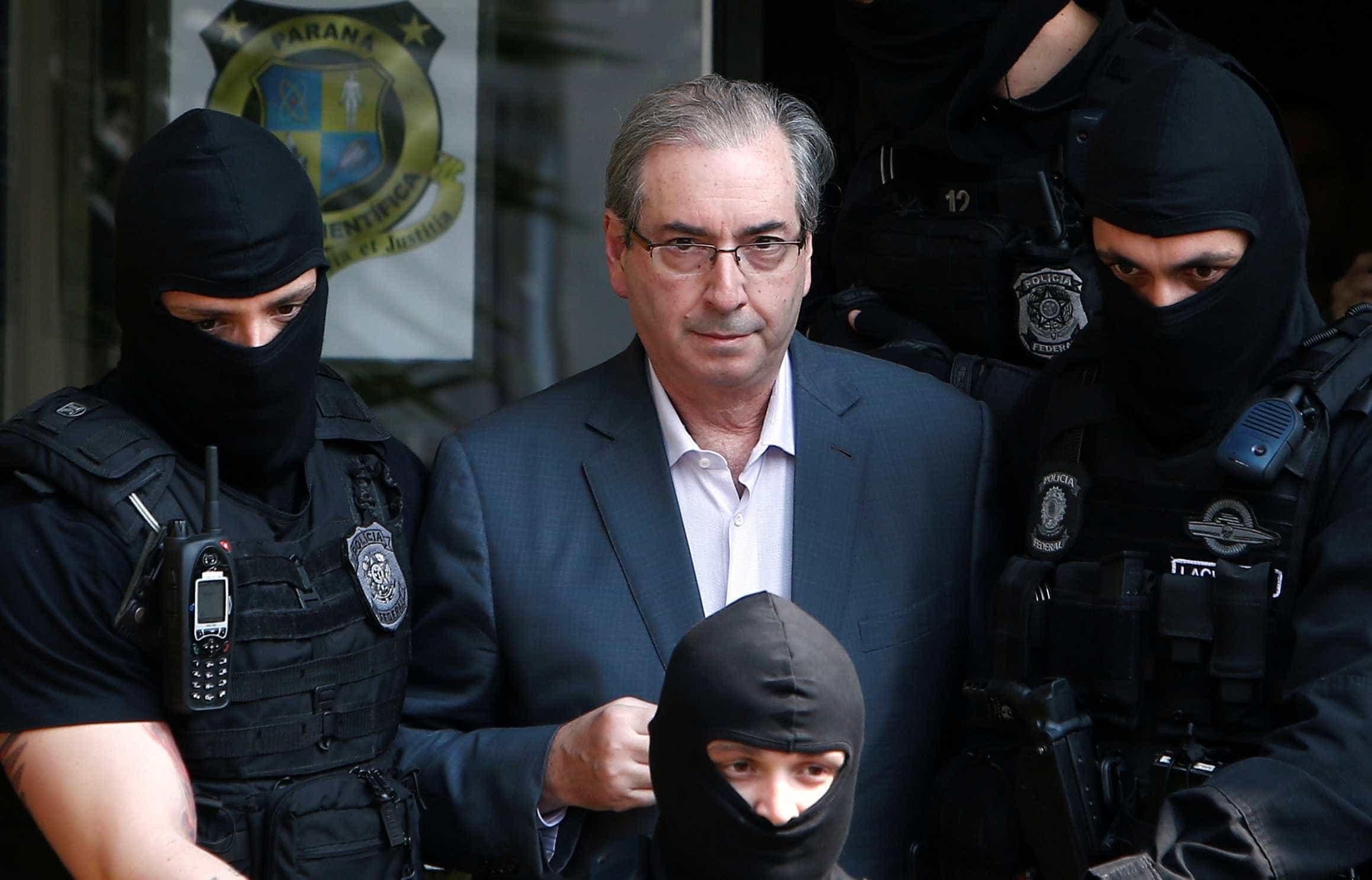 Ministra do STJ veta transferência de Cunha para Brasília