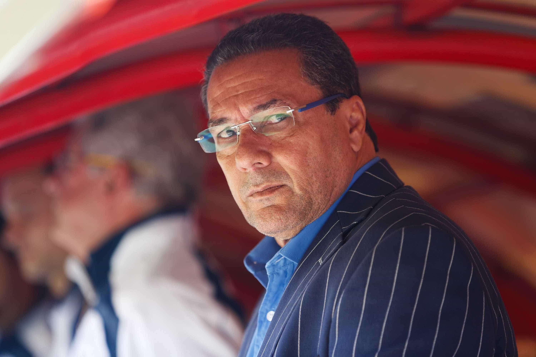 Vanderlei Luxemburgo manda recado para Eduardo Bolsonaro; vídeo