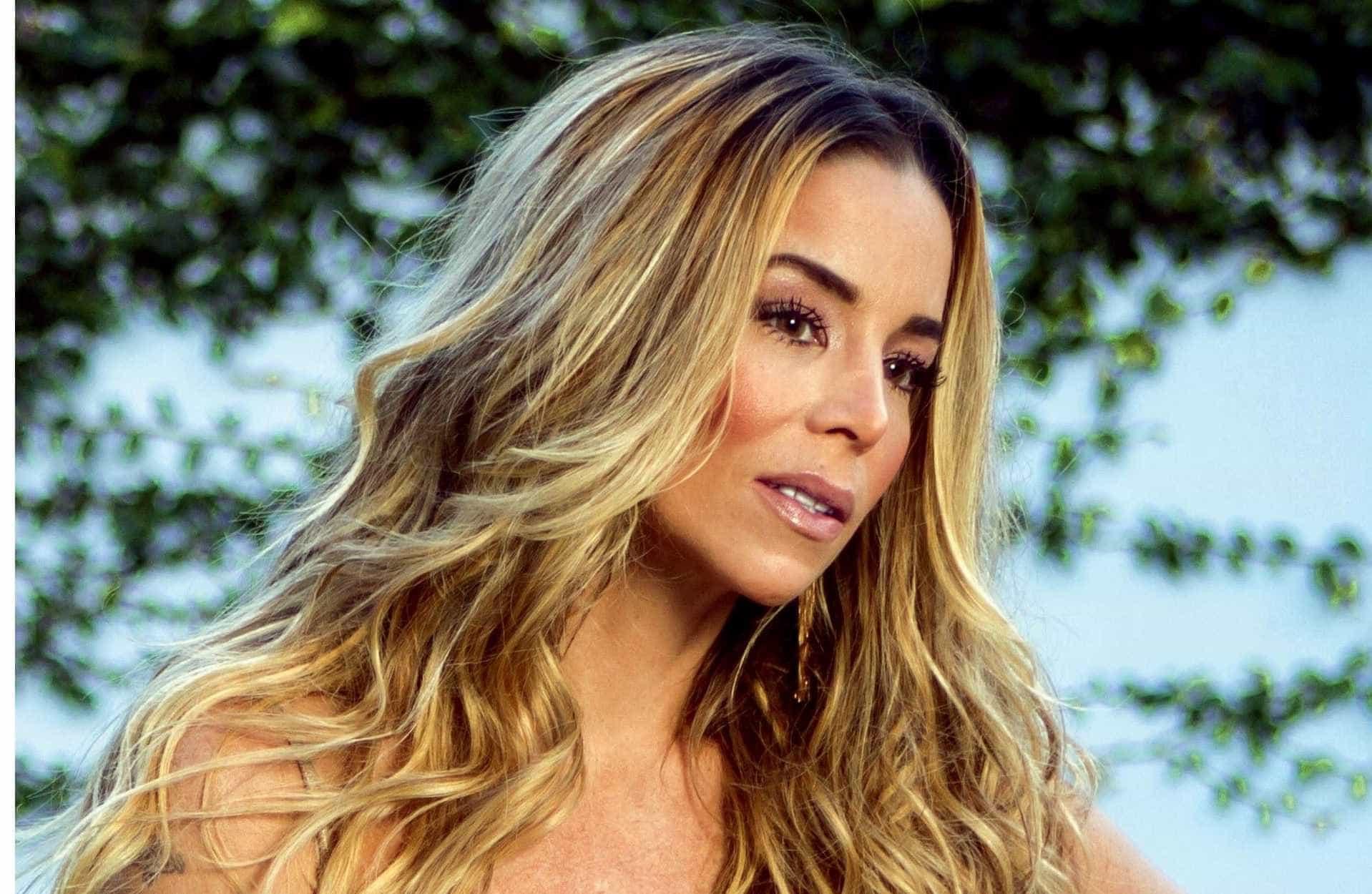 Danielle Winits: 'Nunca me pautei por ter ou não contrato com emissora'