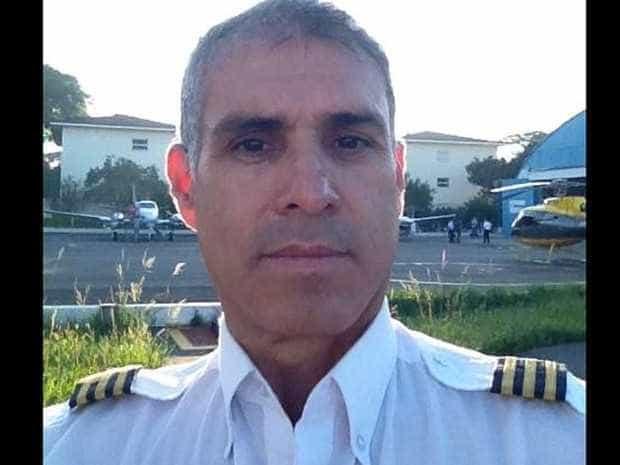 Piloto do avião que caiu com Teori será sepultado neste domingo no PR