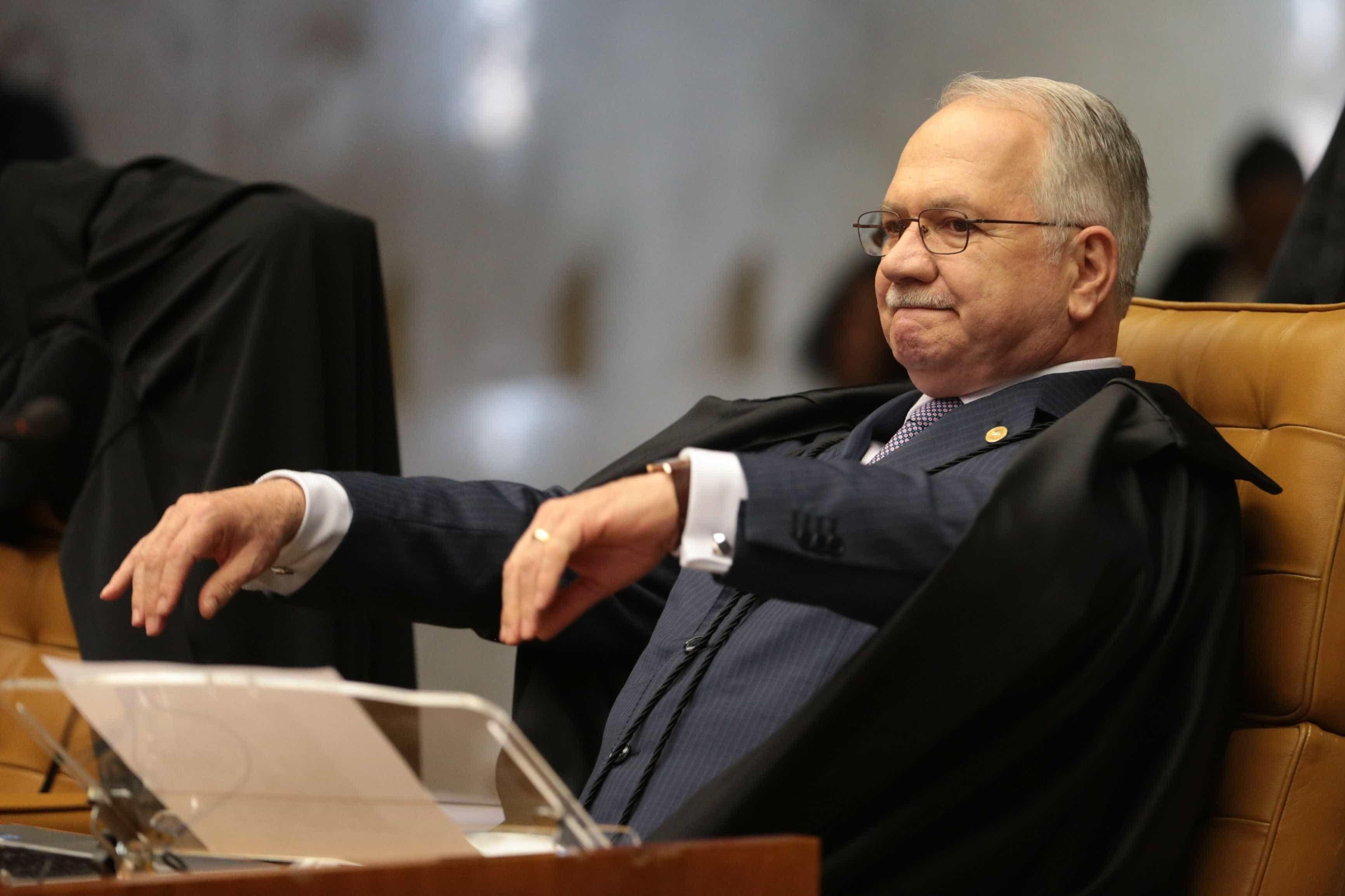 Fachin libera para julgamento no plenário recurso de Lula contra prisão