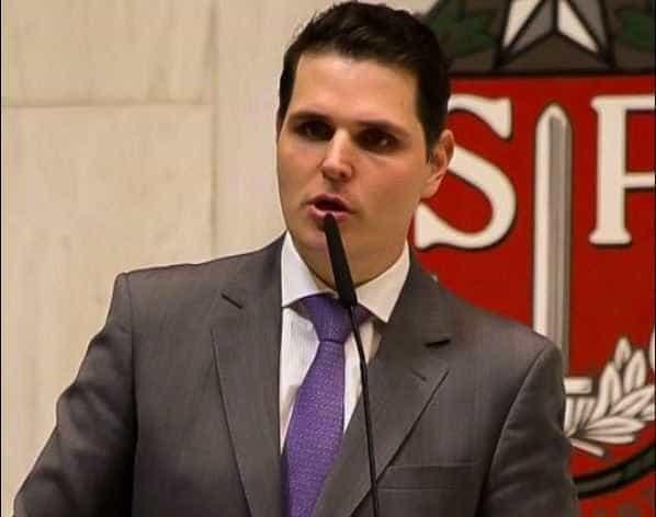Aliado de Doria, Cauê Macris é reeleito presidente da Assembleia de SP