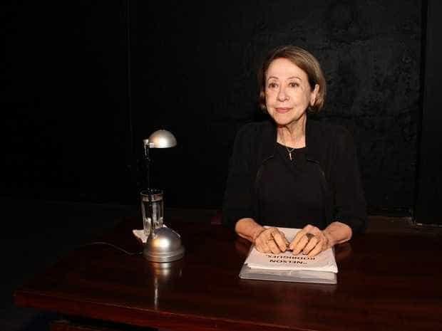 Aos 88, Fernanda Montenegro revisita a carreira de atriz em fotografia