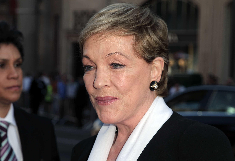 Julie Andrews receberá 'Leão de Ouro' em Veneza