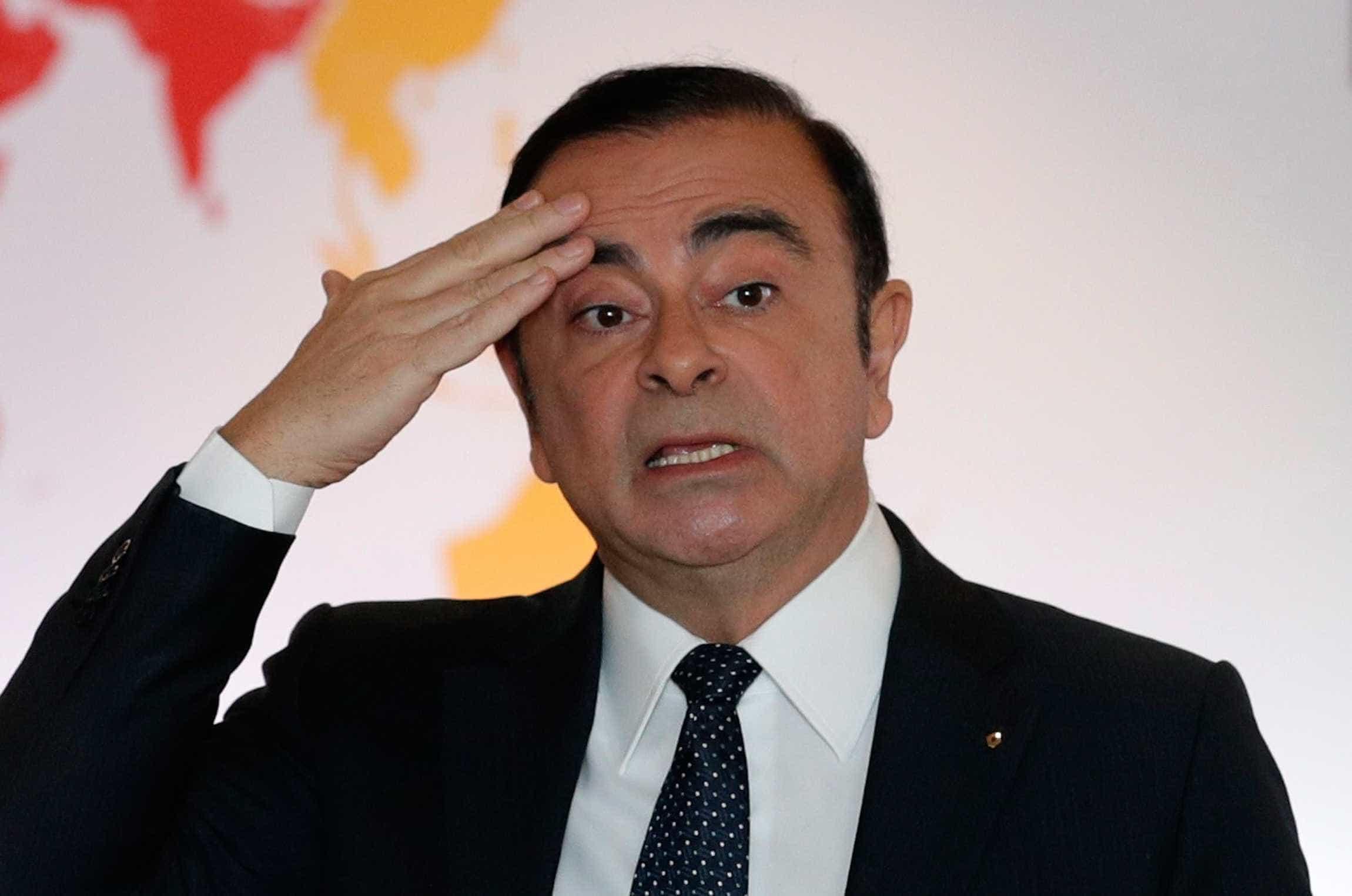 Carlos Ghosn pede para ser libertado sob fiança e promete não fugir