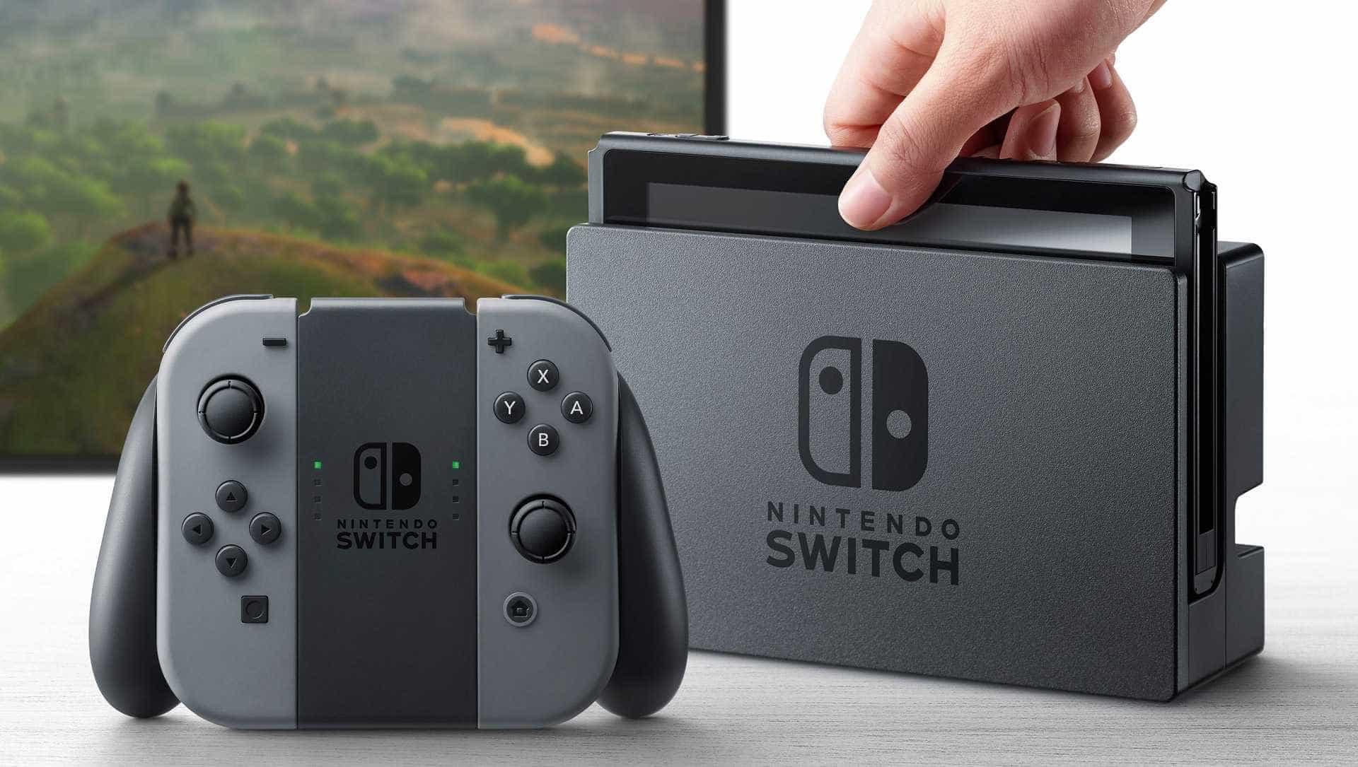Nintendo Switch tem falha irreparável e pode ser hackeado