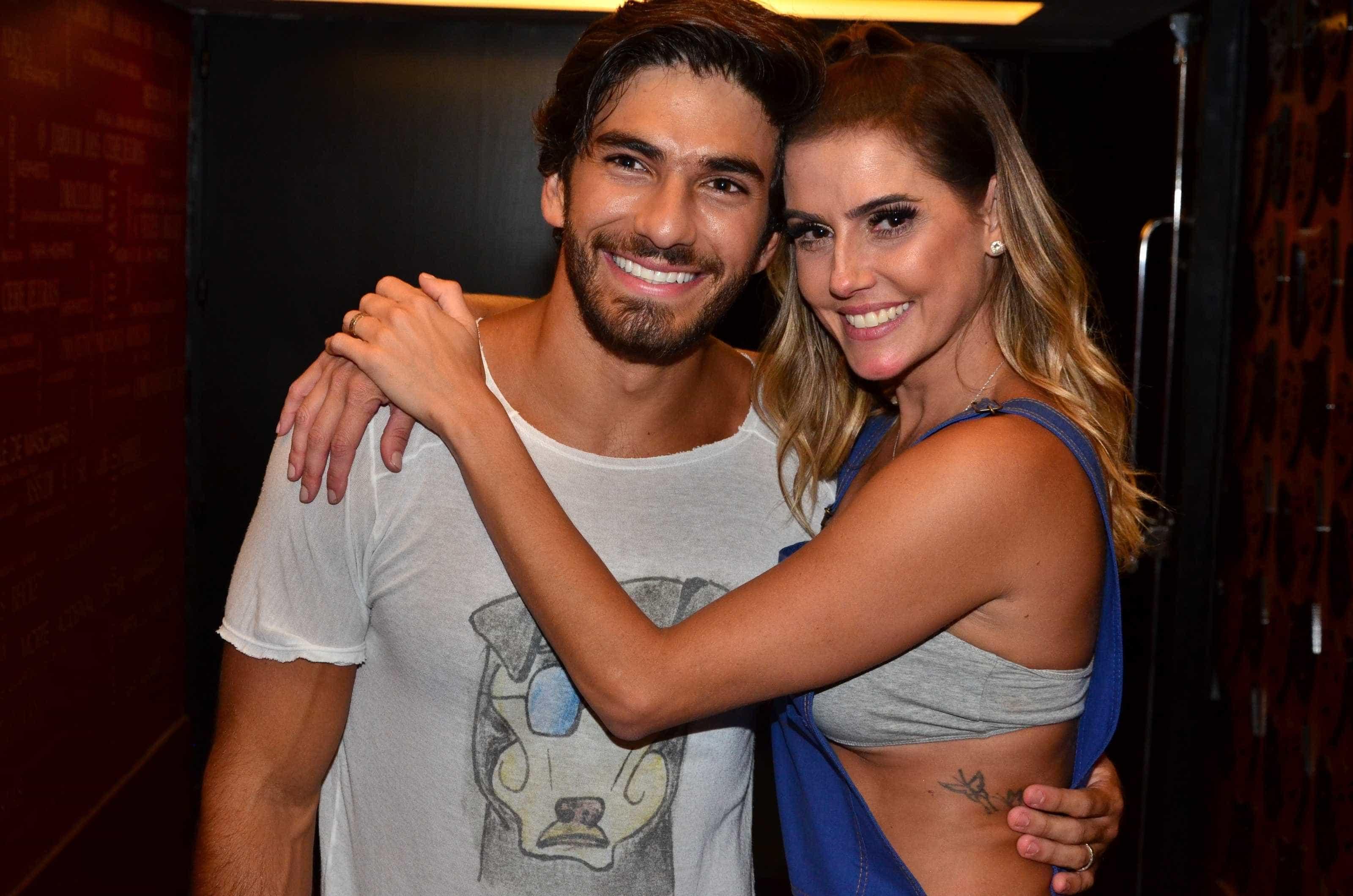 Marido de Deborah Secco será garoto de programa em nova novela da Globo