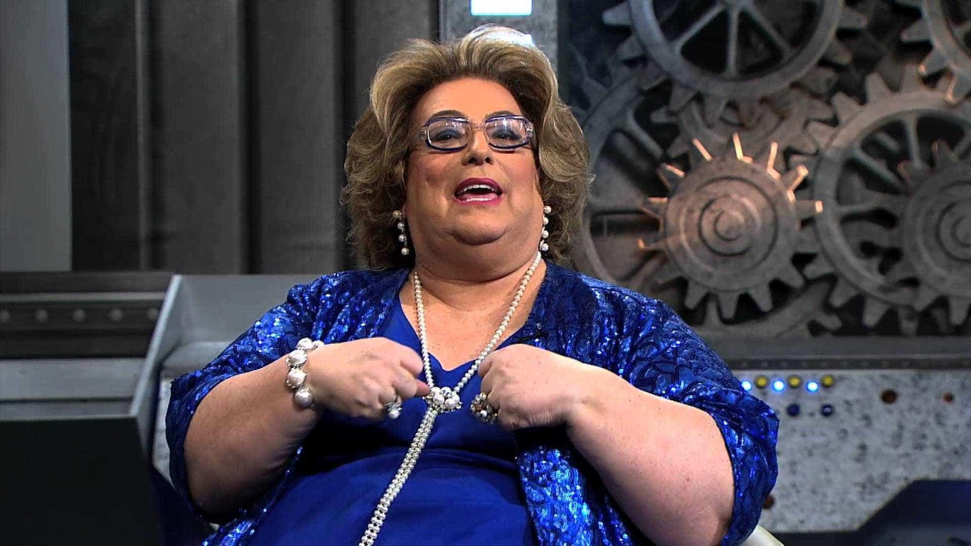Mamma Bruschetta se emociona ao revelar vergonha do próprio corpo