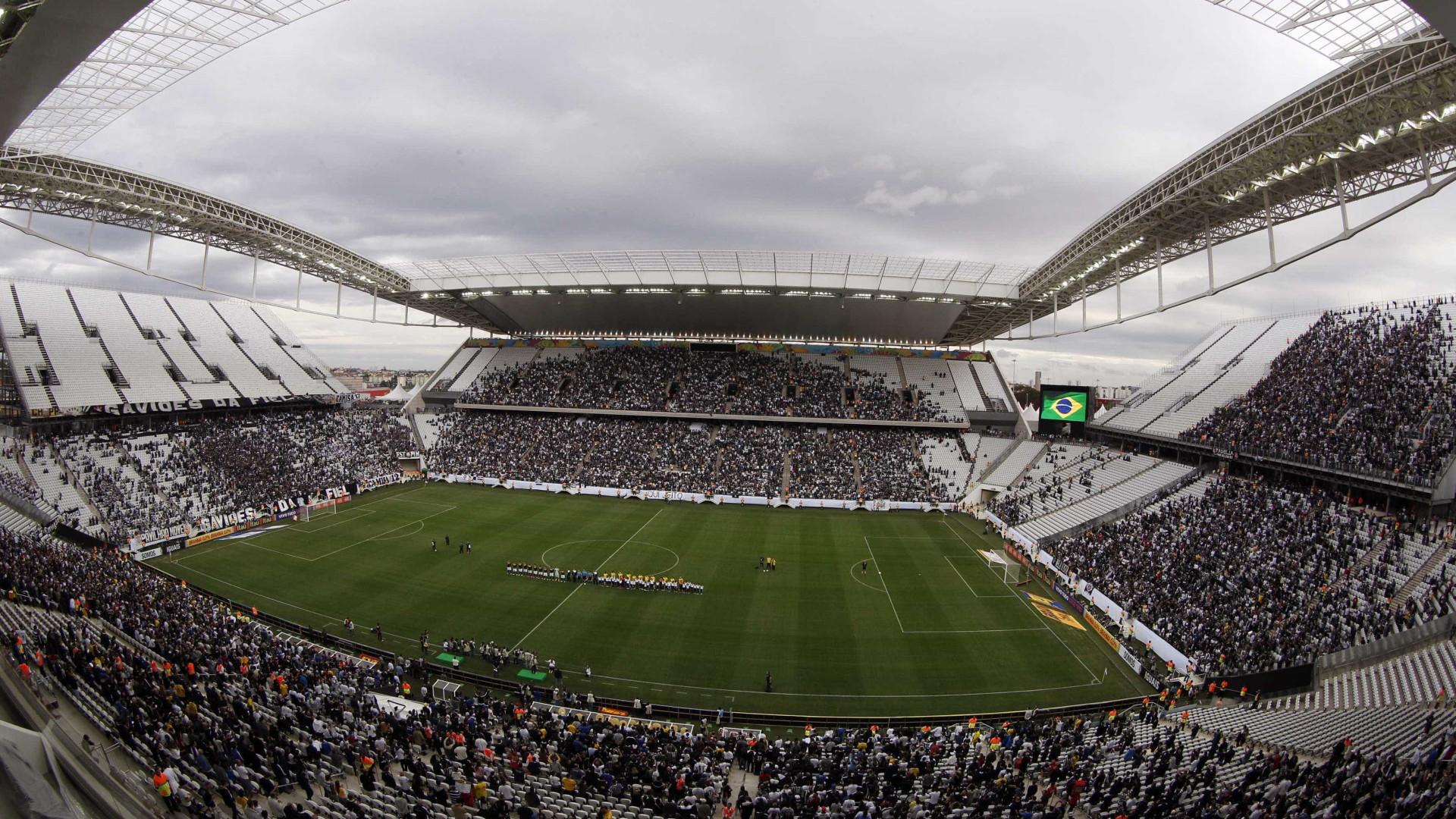 a583f05260 Corinthians fará treino aberto antes de semi da Copa do Brasil