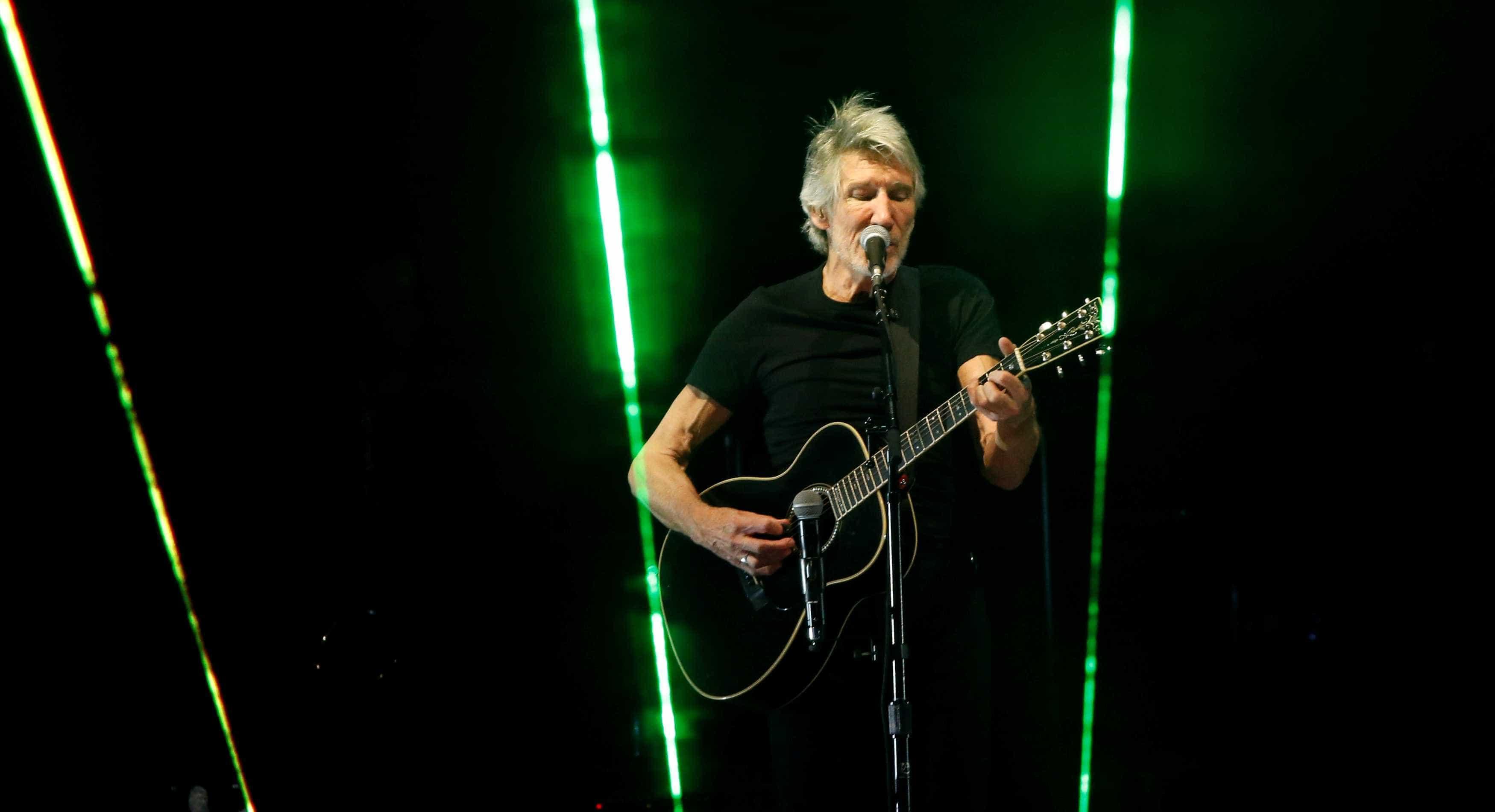 Juíza veta visita de Roger Waters a Lula na prisão