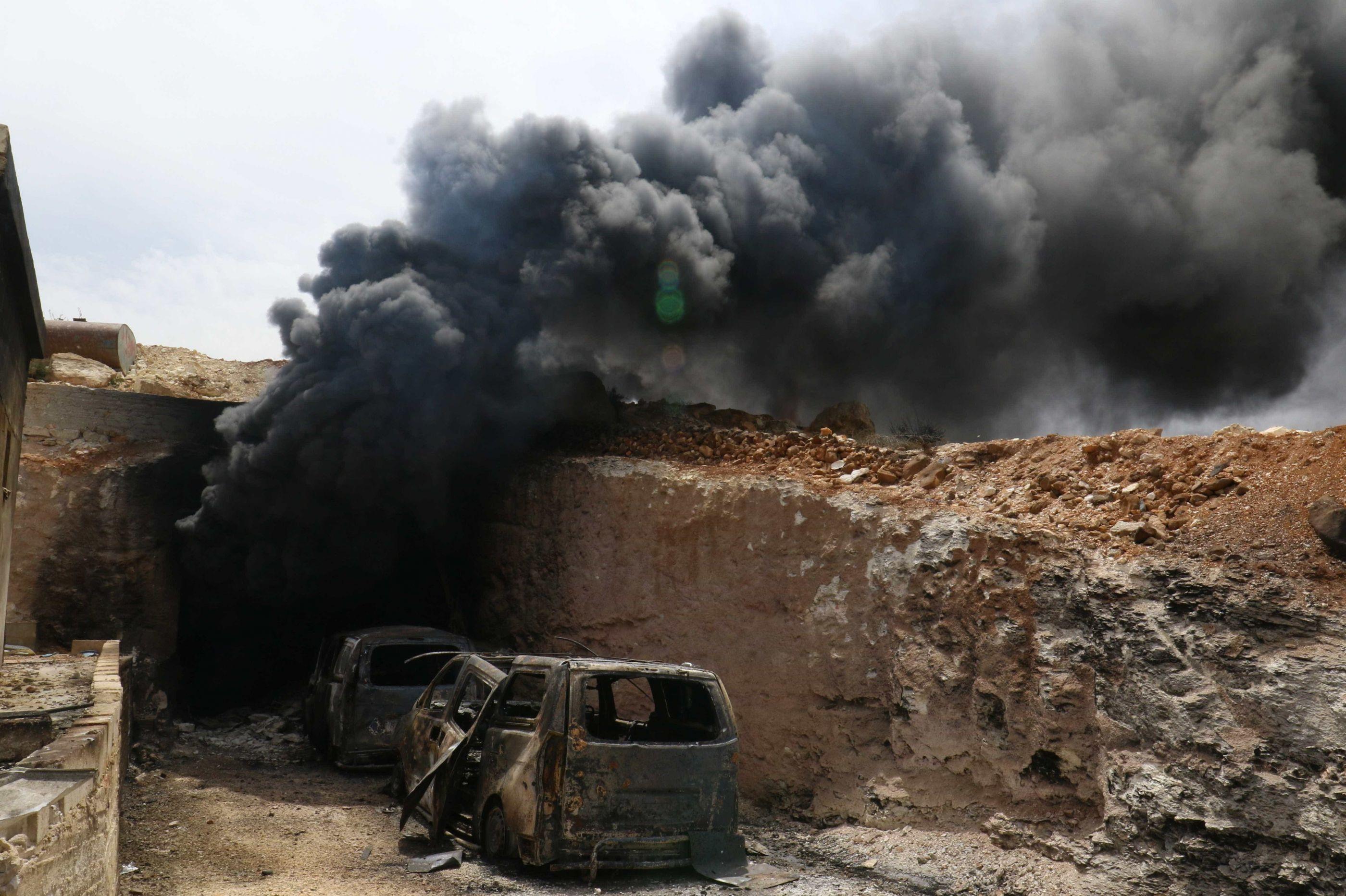 Ataque com carro-bomba deixa mortos e feridos na Síria