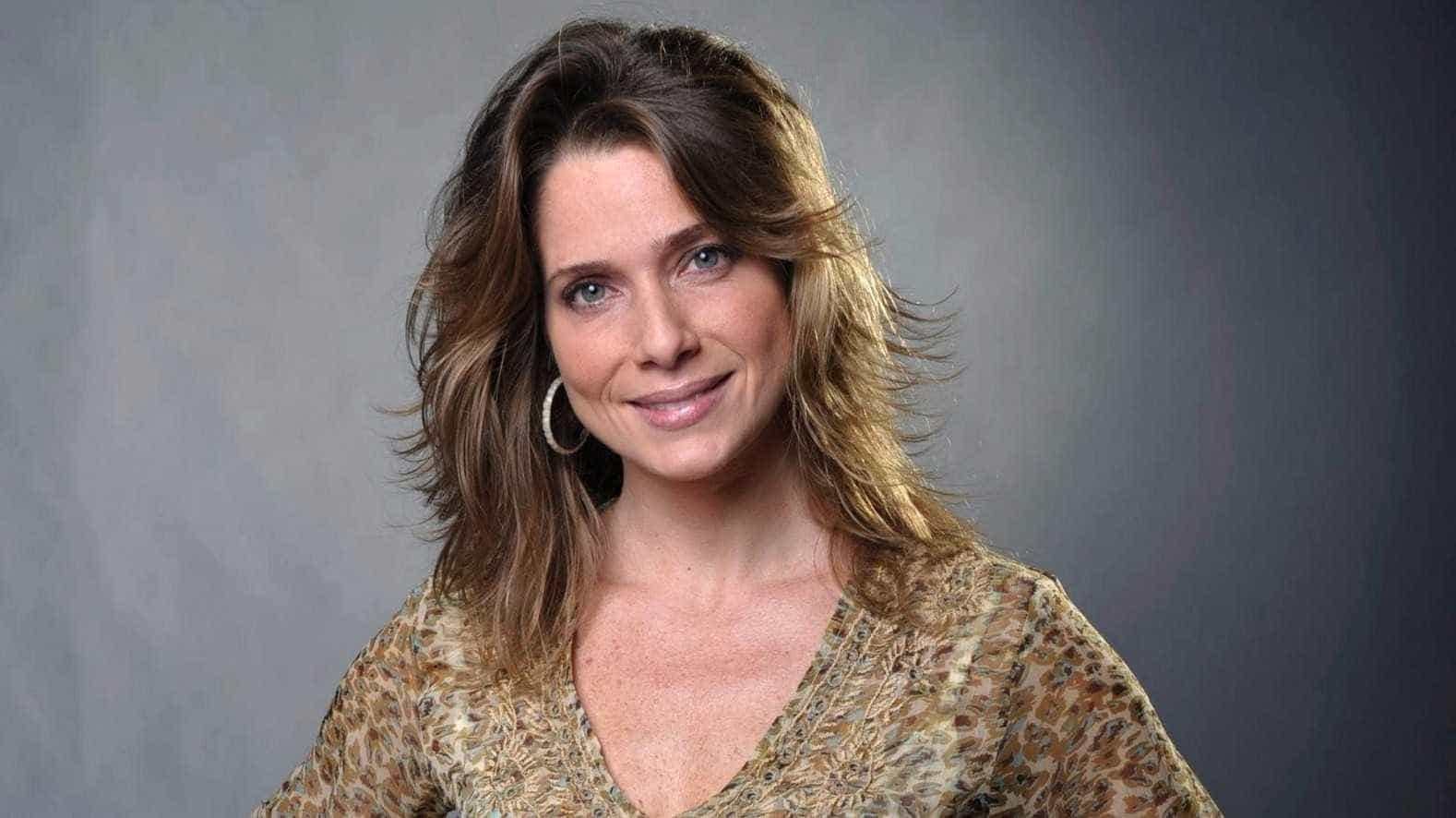 Letícia Spiller sobre maconha: 'Não acho tão nociva como o álcool'