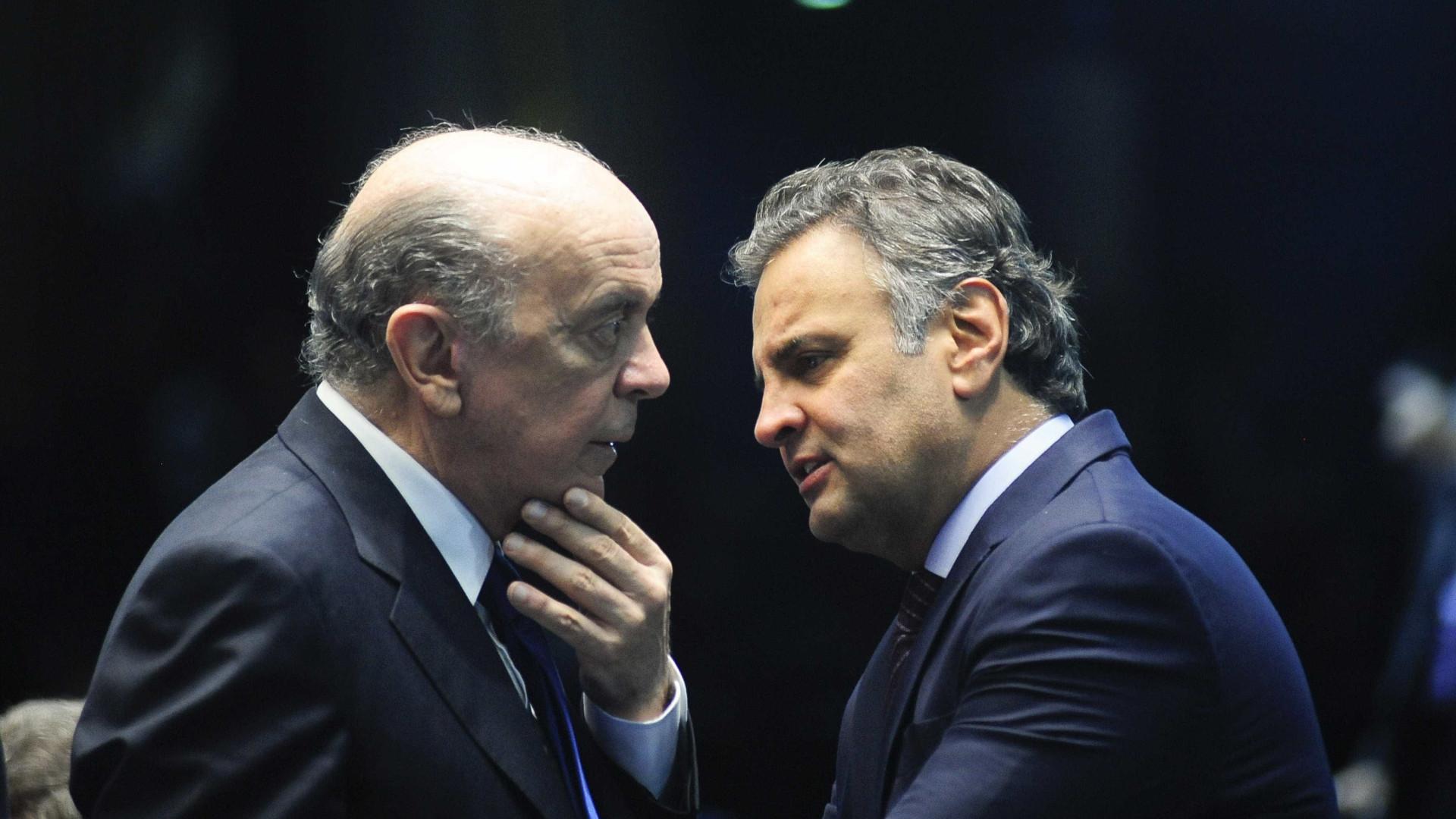 Delatores da OAS revelam pagamentos a Cabral, Aécio, Serra e mais 18