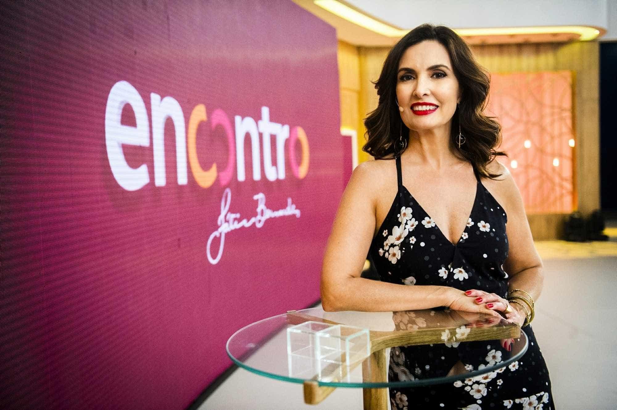 Fátima Bernardes diz que nova união de Bonner não mexe com ela