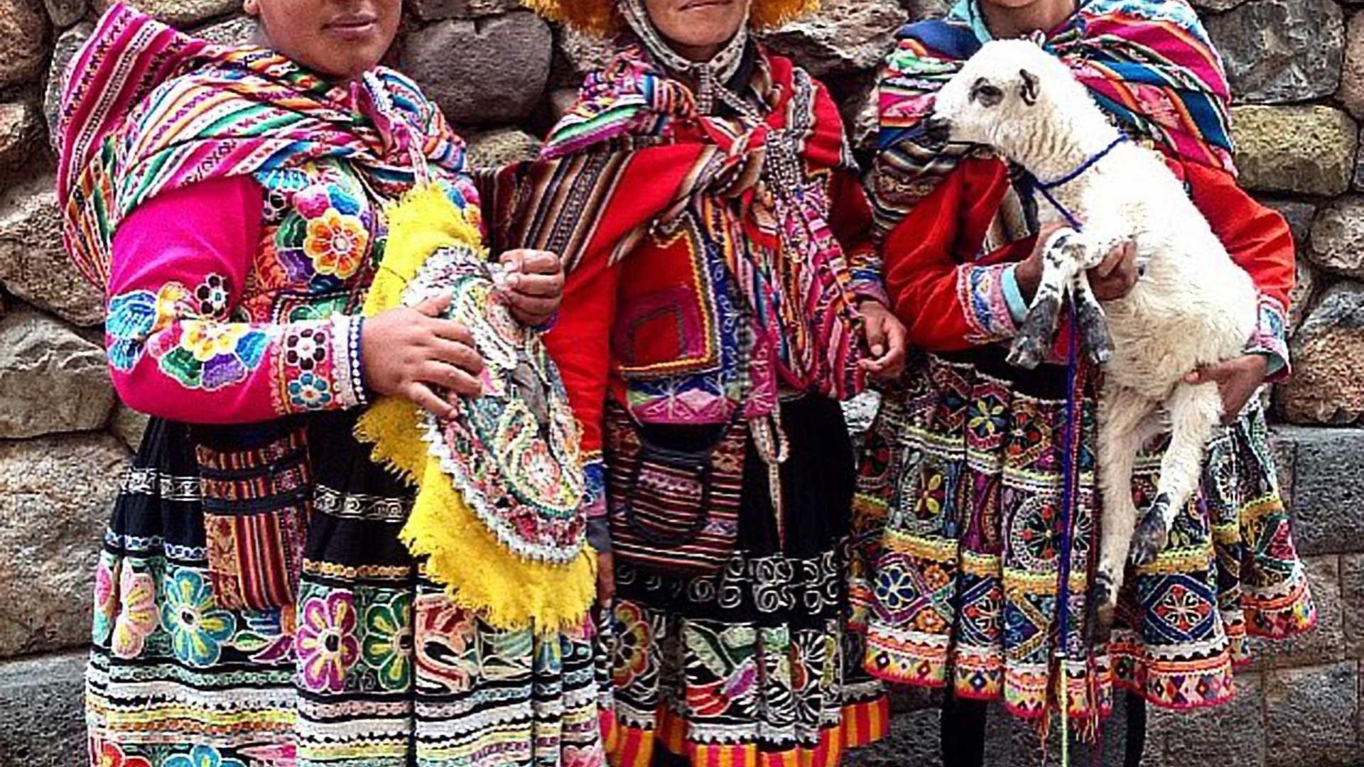 b31fec575ec41 Cultura  conheça os trajes típicos mais populares do mundo