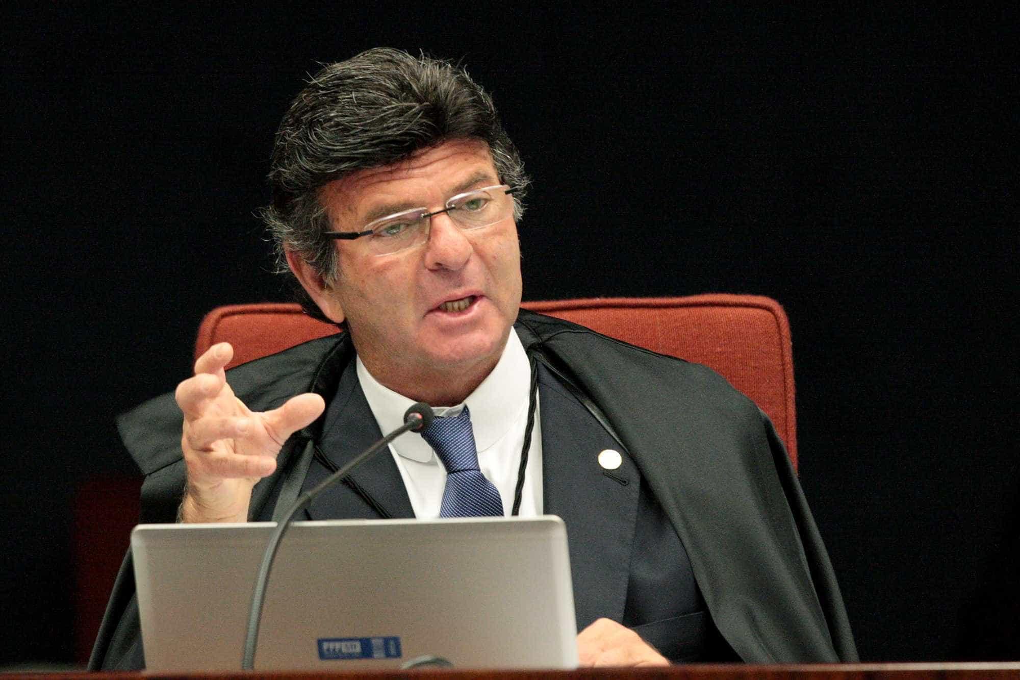 Editora pede a Fux suspensão de censura e depoimentos de jornalistas