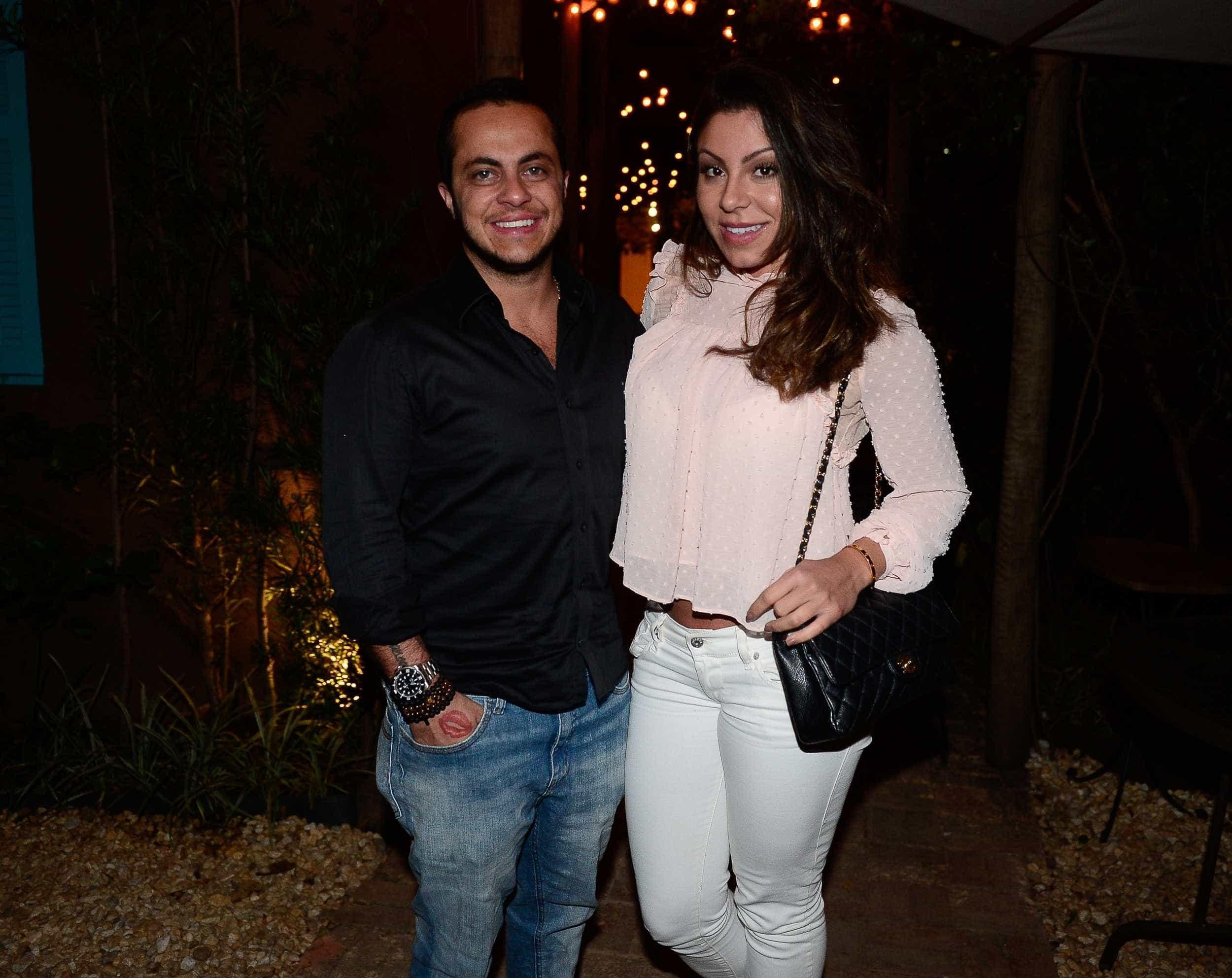 Thammy Miranda e Andressa Ferreira se casam no civil em SP