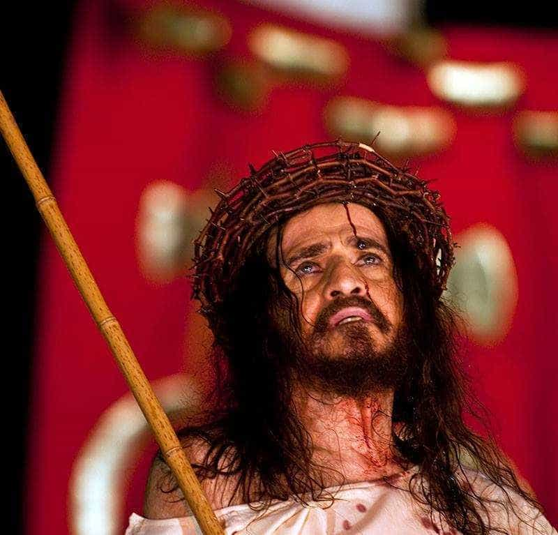 Morre o ator José Pimentel, famoso por interpretar Jesus por 40 anos