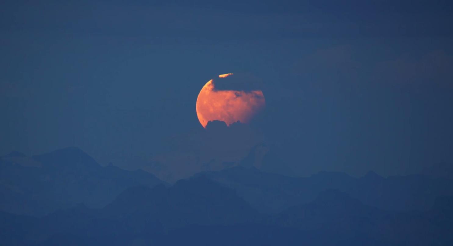 Eclipse lunar mais longo do século será visível do Brasil