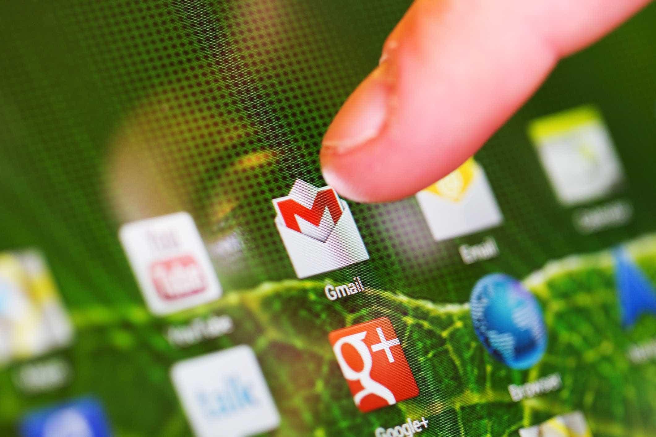 Saiba como remover o acesso de apps à sua conta do Gmail