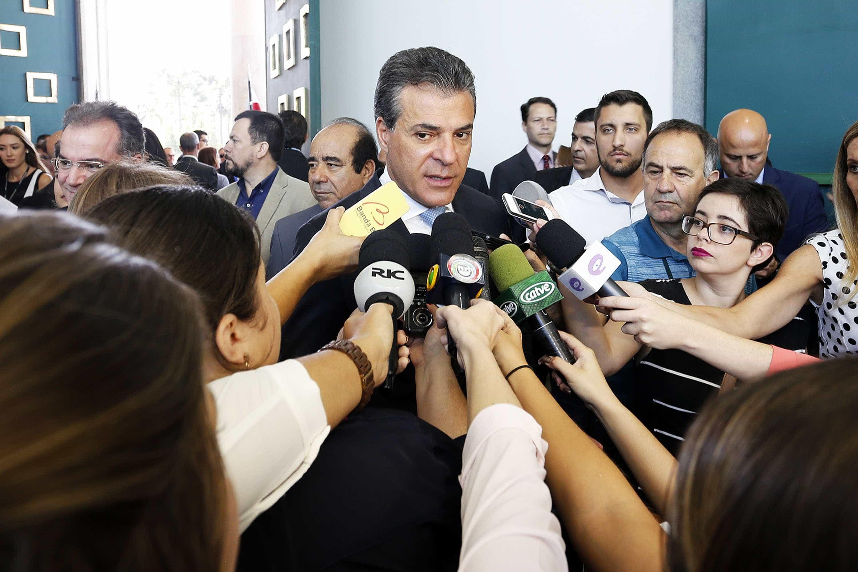 Gilmar dá novo salvo-conduto à família do ex-governador Beto Richa