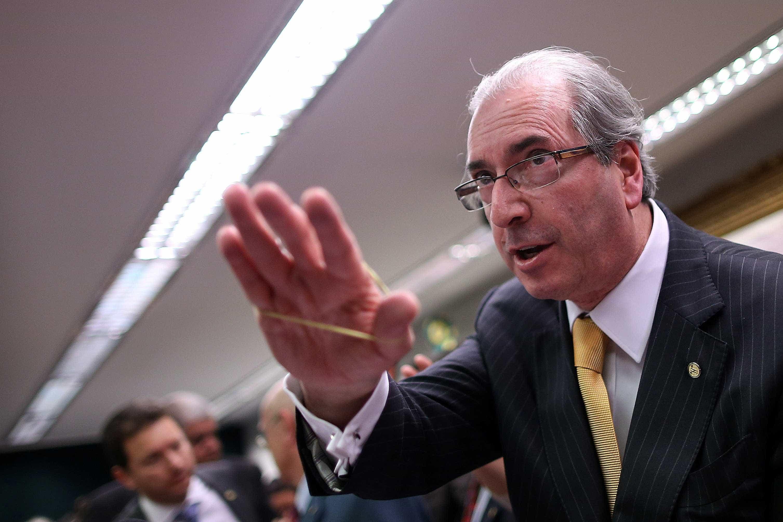 Justiça Federal do DF nega habeas corpus a Cunha