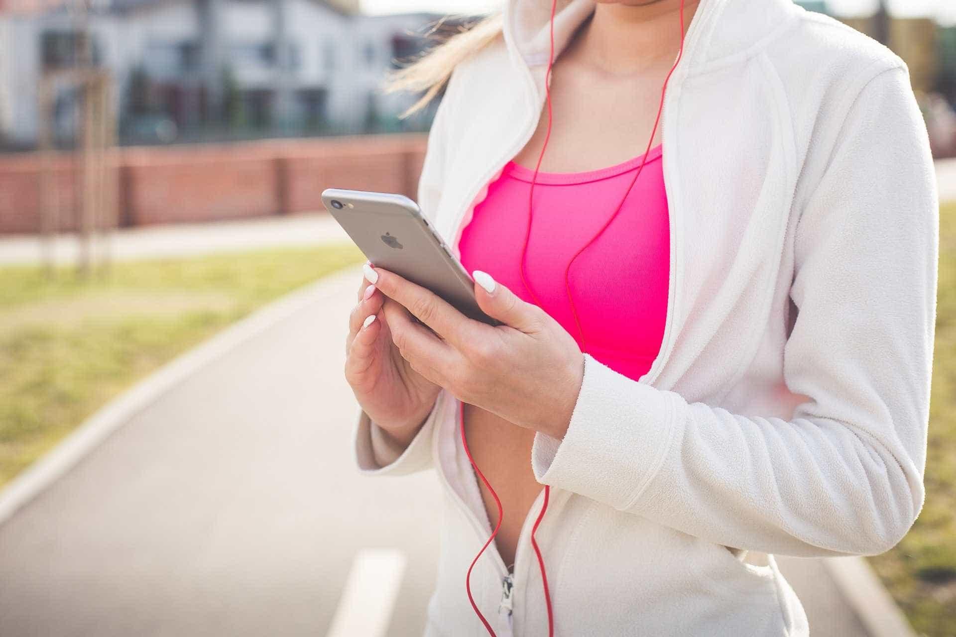 Aplicativo de exercícios ganha adeptos