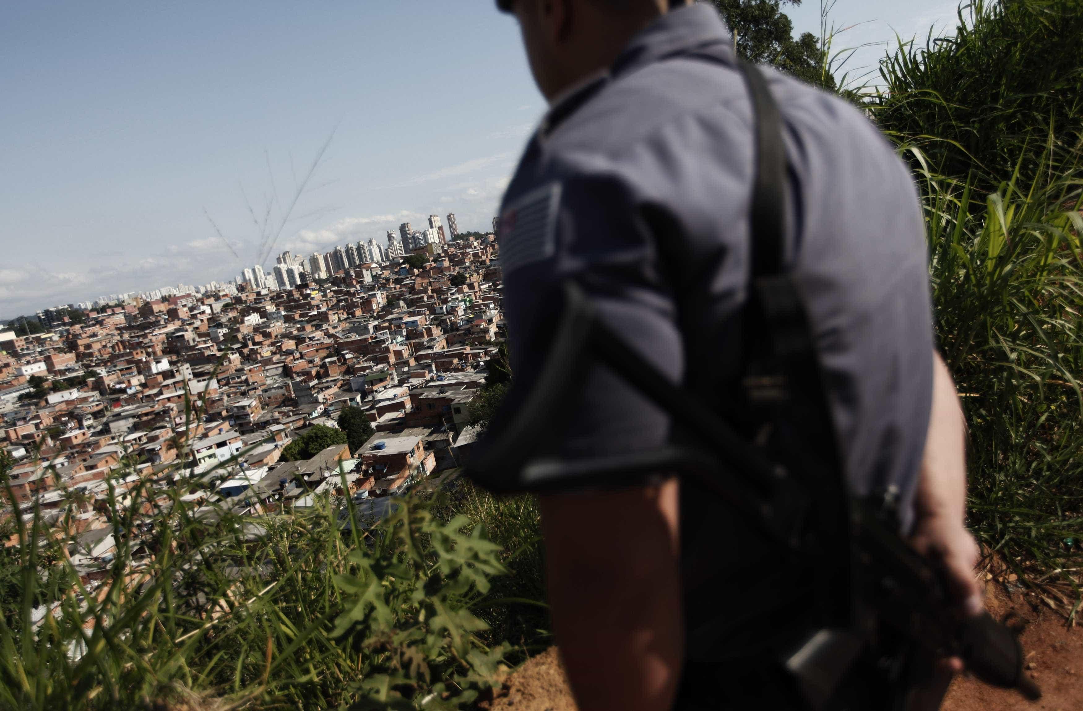 Ação na zona norte do Rio termina com dois milicianos mortos
