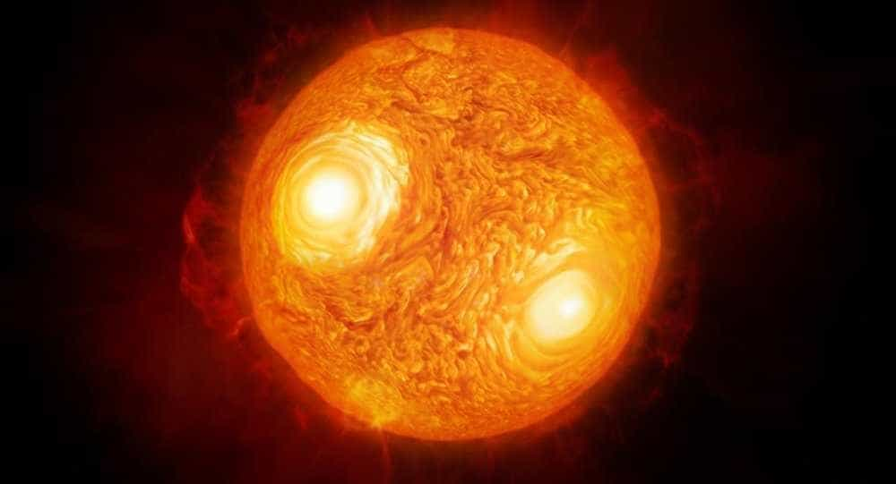 Observações de sonda revelam que Sol está perdendo massa