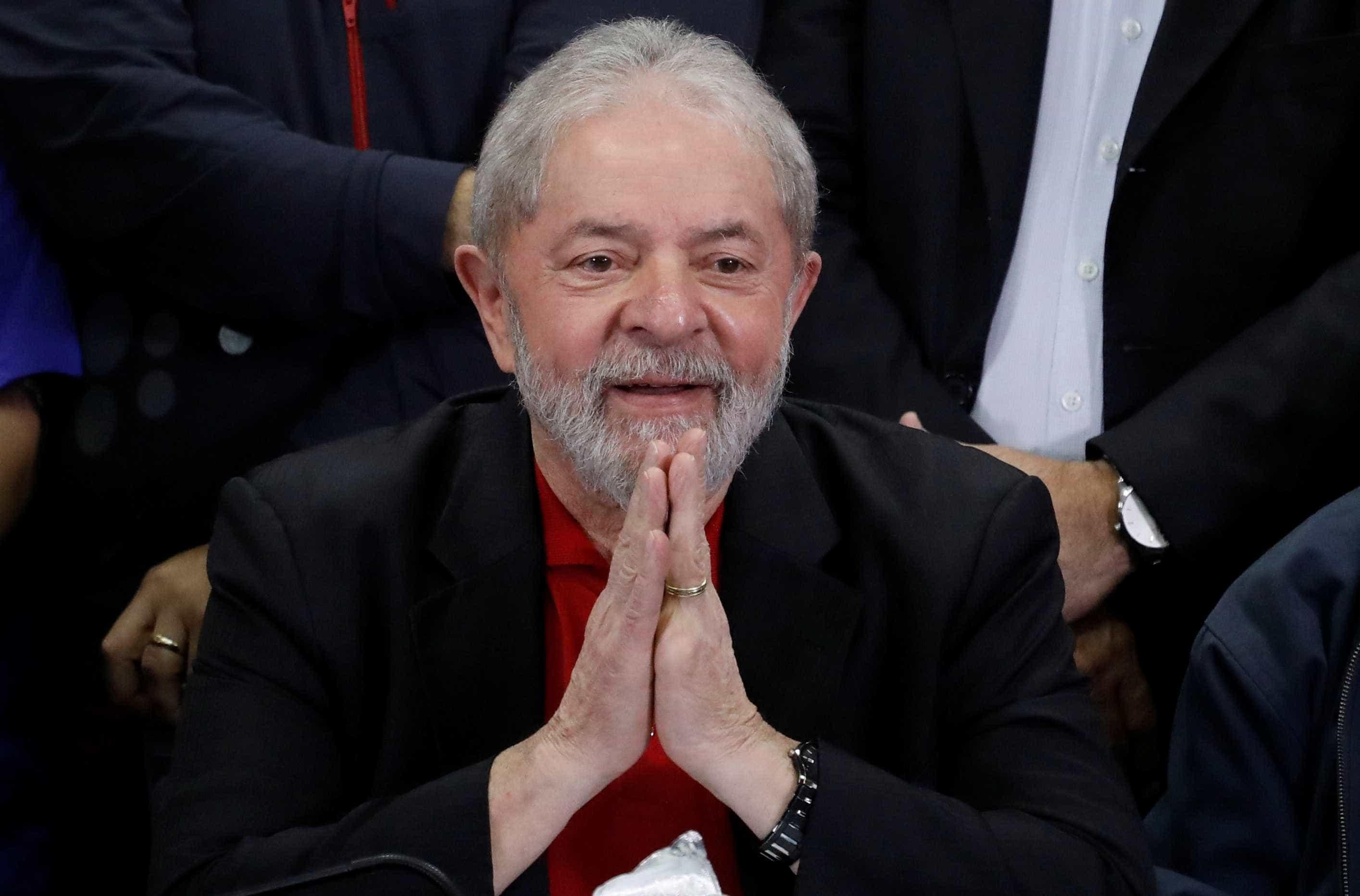 Fux nega ação que pedia para antecipar inelegibilidade de Lula