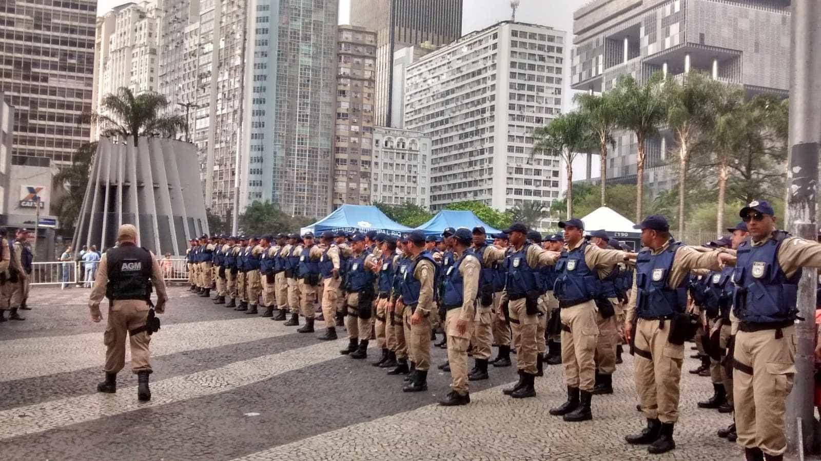 Guarda Municipal do Rio voltará a usar arma de choque