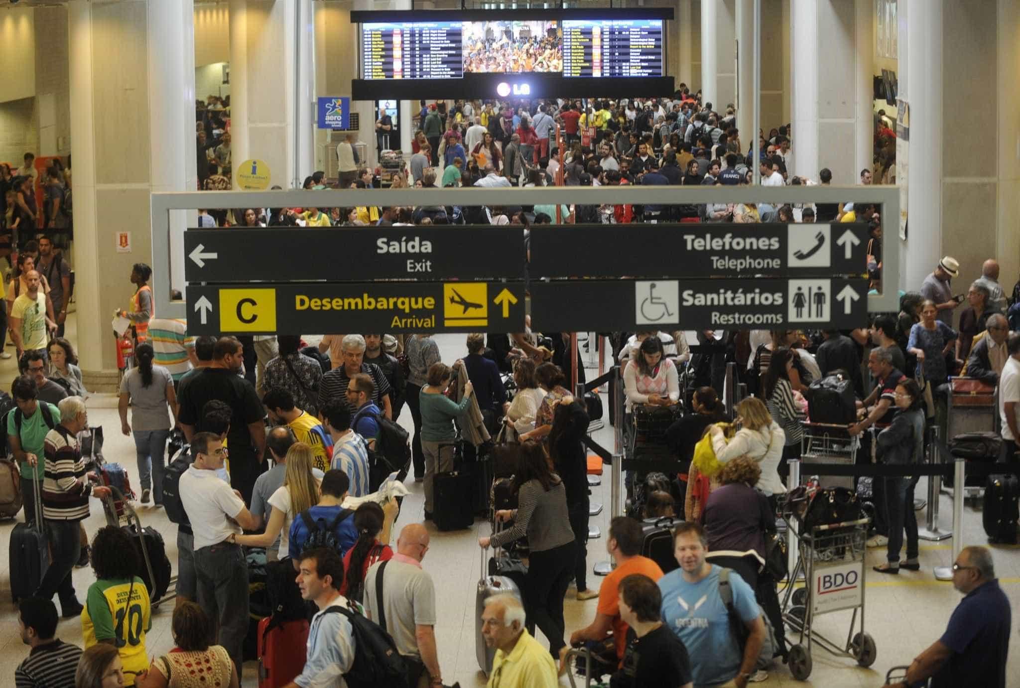 Concessão de 12 aeroportos será leiloada sexta-feira em São Paulo