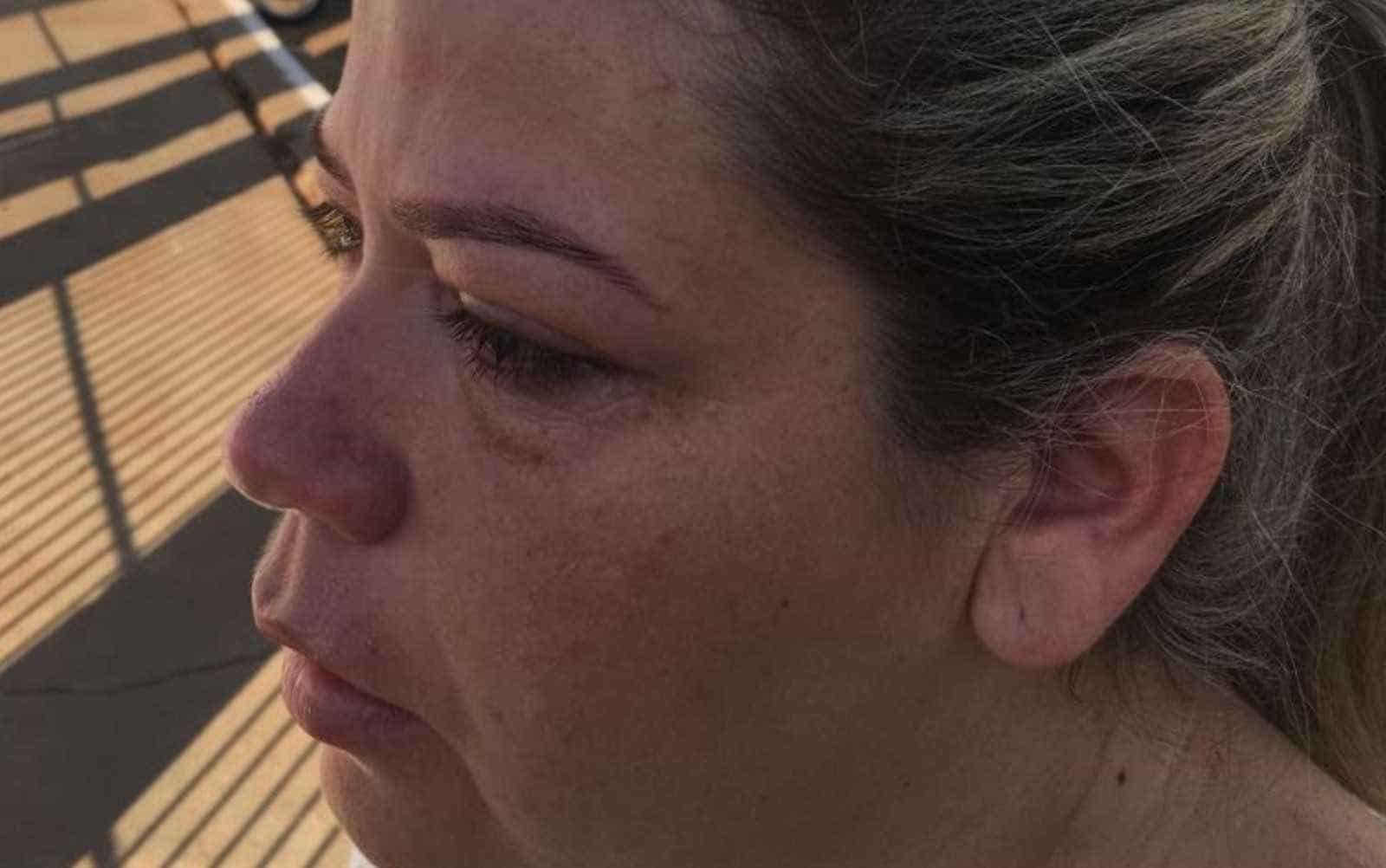 Mãe de aluno do 4º ano agride professora em Goiás
