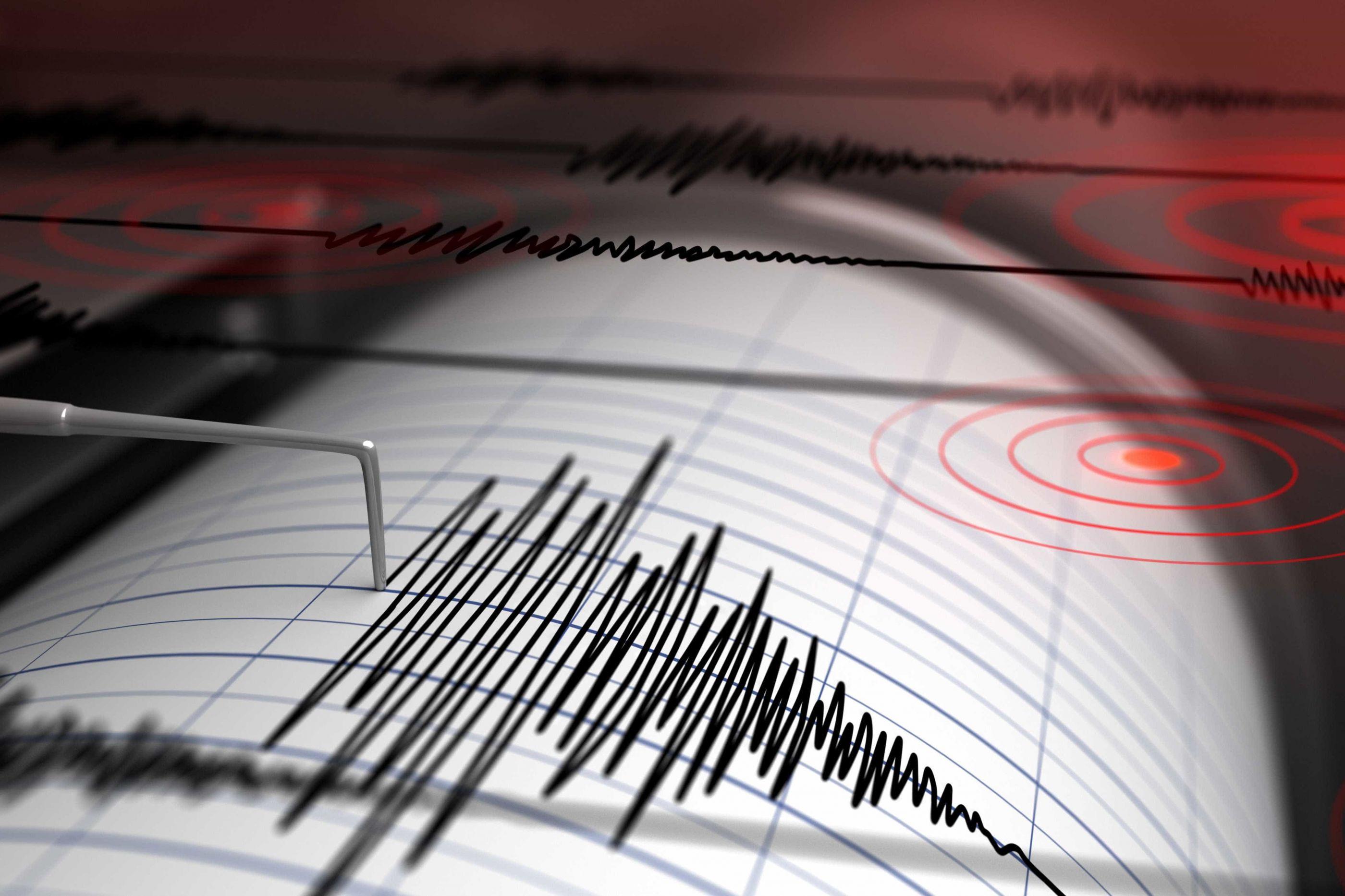 Terremoto de magnitude 6,4 atinge a Indonésia